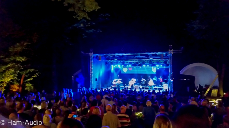 Ham Audio Eventtechnik Göttingen KWP 13