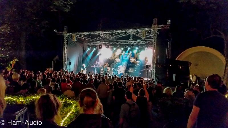 Ham Audio Eventtechnik Göttingen KWP 6