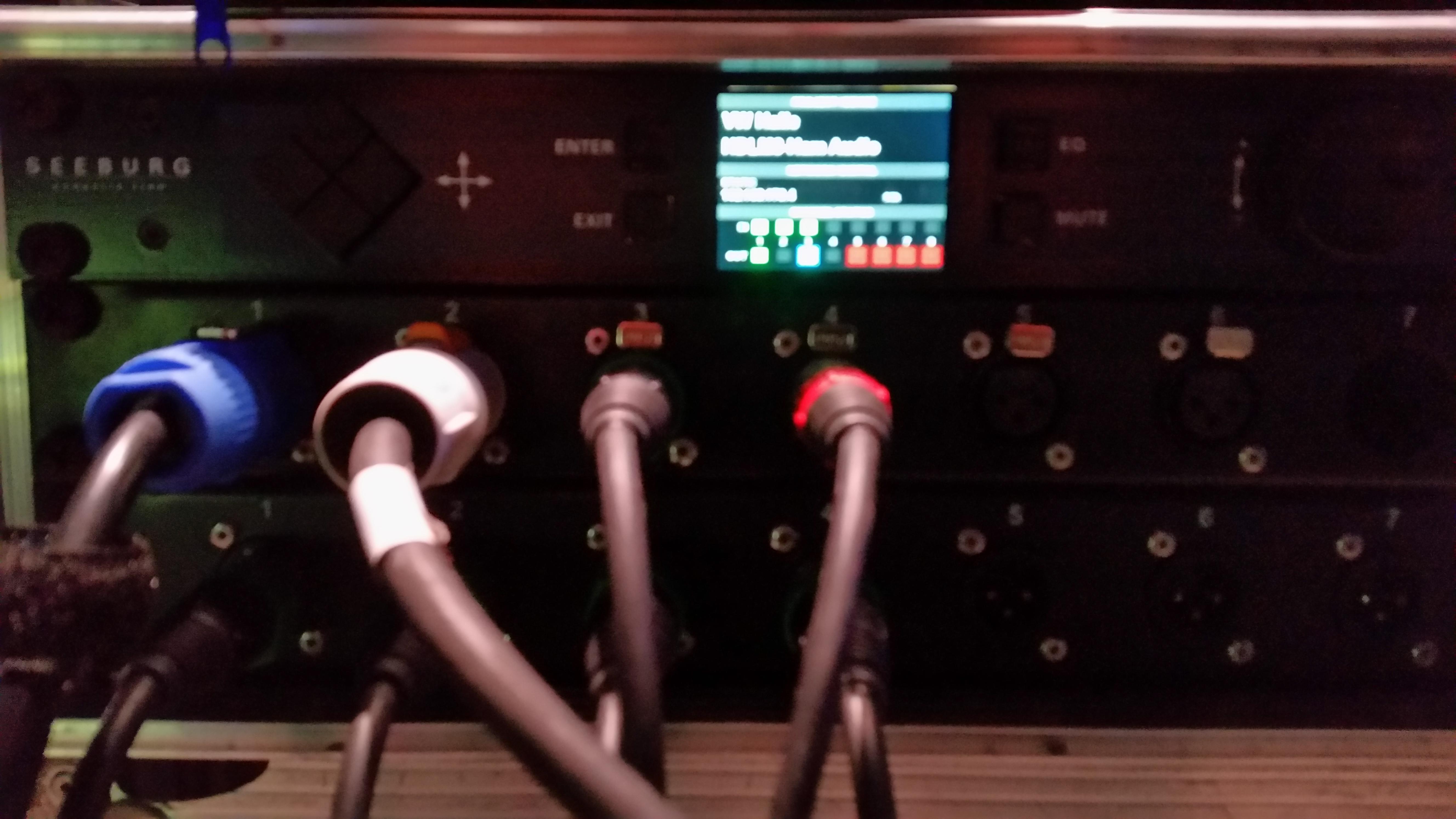 unser HDLM8 Controller im Einsatz