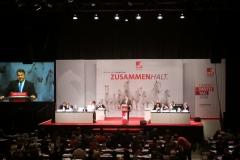 Sigmar Gabriel in Braunschweig zu Gast