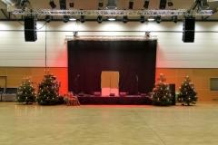 Weihnachtsgala der Lebenshilfe, Wolfenbüttel Lindenhalle 2018 | 1
